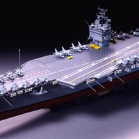 Tamiya Enterprise U.S. Aircraft Carrier Kit